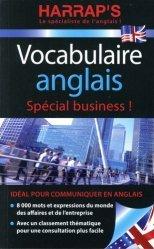 Dernières parutions sur Anglais spécialisé, Vocabulaire anglais