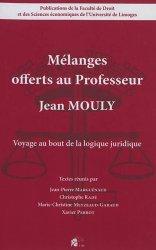 Dernières parutions sur Autres ouvrages de philosophie du droit, Voyage au bout  de la logique juridique