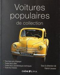 Souvent acheté avec Les Citroën de Collection, le Voitures populaires de collection