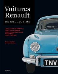 Souvent acheté avec Voitures américaines, le Voitures Renault de collection