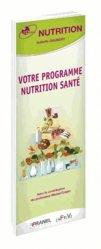 Dernières parutions dans IDreflex, Votre programme nutrition santé