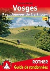 Dernières parutions sur Alsace Champagne-Ardenne Lorraine, Vosges. 9 randonnées de 2 à 7 jours