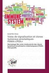 Dernières parutions sur Cancers uro-néphrologiques, Voies de signalisation et clones tumoraux prostatiques PSMA+/PSA