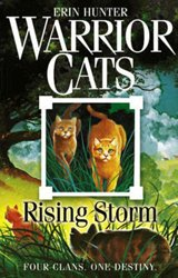 Dernières parutions dans Warrior Cats, WARRIOR CATS Book 4 : Rising Storm