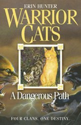 Dernières parutions dans Warrior Cats, WARRIOR CATS Book 5 : Dangerous Path