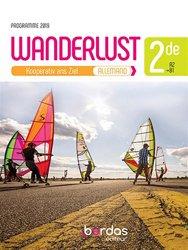 Dernières parutions sur Méthodes de langue (scolaire), Allemand 2de A2-B1 Wanderlust