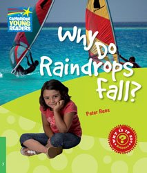 Dernières parutions dans Cambridge Young Readers, Why Do Raindrops Fall? - Level 3 Factbook