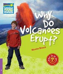 Dernières parutions dans Cambridge Young Readers, Why Do Volcanoes Erupt? - Level 4 Factbook