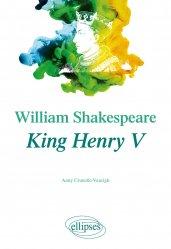 Dernières parutions sur Littérature, William Shakespeare, King Henry V