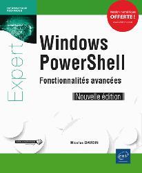 Dernières parutions sur Informatique d'entreprise, Windows PowerShell