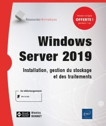 Dernières parutions dans Ressources Informatiques, Windows Server 2019
