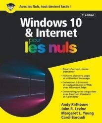 Dernières parutions sur PC - Windows, Windows 10 et internet pour les nuls