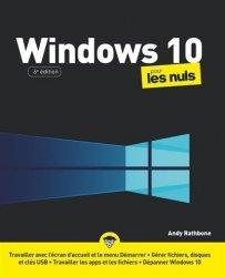 Dernières parutions dans Pour les Nuls, Windows 10 pour les nuls