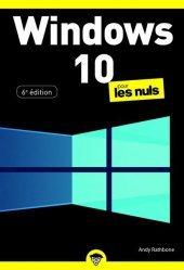 Dernières parutions dans Poche pour les Nuls, Windows 10 pour les nuls