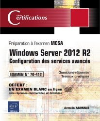 Dernières parutions dans Certifications, Windows Server 2012 R2