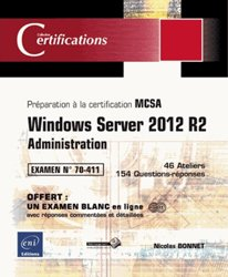 Dernières parutions dans Certifications, Windows server 2012 r2, administration