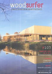 Dernières parutions sur Architecture durable, Woodsurfer 107