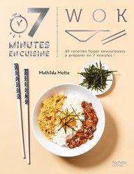 Dernières parutions dans 7 minutes en cuisine, Wok