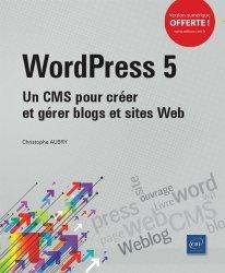 Dernières parutions sur Développement d'applications, Wordpress 5