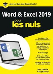 Dernières parutions sur Informatique - Audiovisuel, Word et Excel pour les nuls