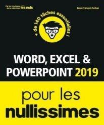 Dernières parutions sur Logiciels de bureautique, Word, excel, powerpoint 2019