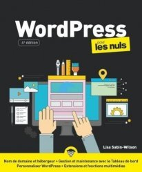 Dernières parutions dans Pour les nuls, WordPress pour les nuls