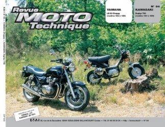 Dernières parutions dans Revue moto technique, Yamaha LB 50