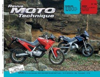 Dernières parutions dans Revue moto technique, Yamaha 'DT 125 R' (93 à 95), 'DT 125 RE' (89 à 95), et 'TRD 125' (93 à 95) BMW 'F 650' (94-95) 'F 650 ST'