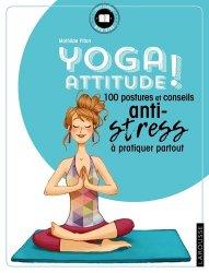 Souvent acheté avec Mon cahier yoga sculpt, le yoga attitude !