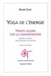 Dernières parutions sur Yoga, Yoga de l'énergie