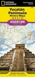 Dernières parutions sur Mexique, Yucatan Peninsula. 1/500 000