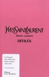 Souvent acheté avec Les sacs de ville Louis Vuitton, le Yves Saint Laurent, haute couture, défilés