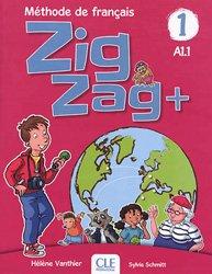 Nouvelle édition ZigZag+ 1 A1.1