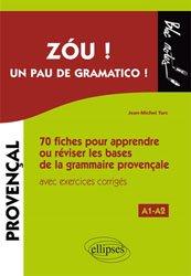 Dernières parutions dans Bloc notes, Zou ! Un pau de gramatico !