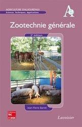 Souvent acheté avec Introduction à la nutrition des animaux domestiques, le Zootechnie générale