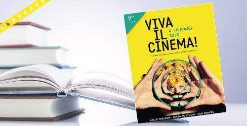 Mardi 3 mars - Book Club Viva Il Cinema