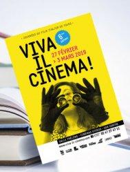 Mardi 26 février - Book Club Viva Il Cinema