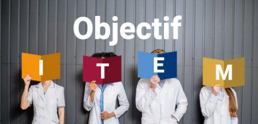 Mercredi 1er juillet - Objectif ITEM