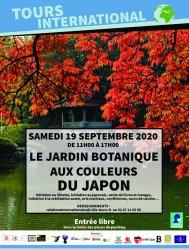 Journée au Jardin Botanique aux couleurs du Japon