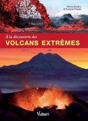 La couverture et les autres extraits de Volcanologie