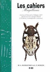 A revue of Dorcadion Dalman, 1817 species of 'laeve-group'  Part II