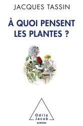 A quoi pensent les plantes