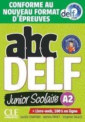 ABC DELF Junior scolaire A2