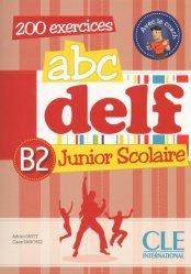 ABC DELF B2 junior scolaire