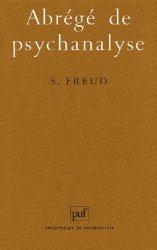 Abrégé de psychanalyse