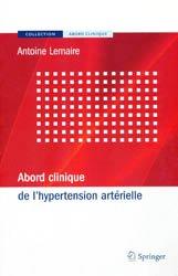 Abord clnique de l'hypertension artérielle