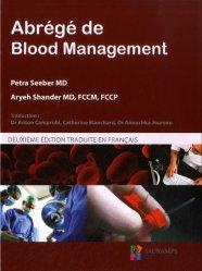 Abrégé de Blood management