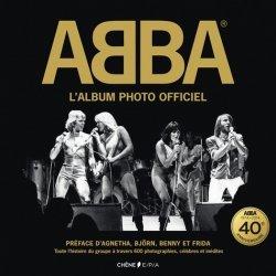 Abba : le livre officiel