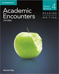 Academic Encounters Level 4 - Student's Book Reading and Writing and Writing Skills Interactive Pack