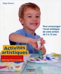 Activités artistiques d'après la pédagogie Montessori